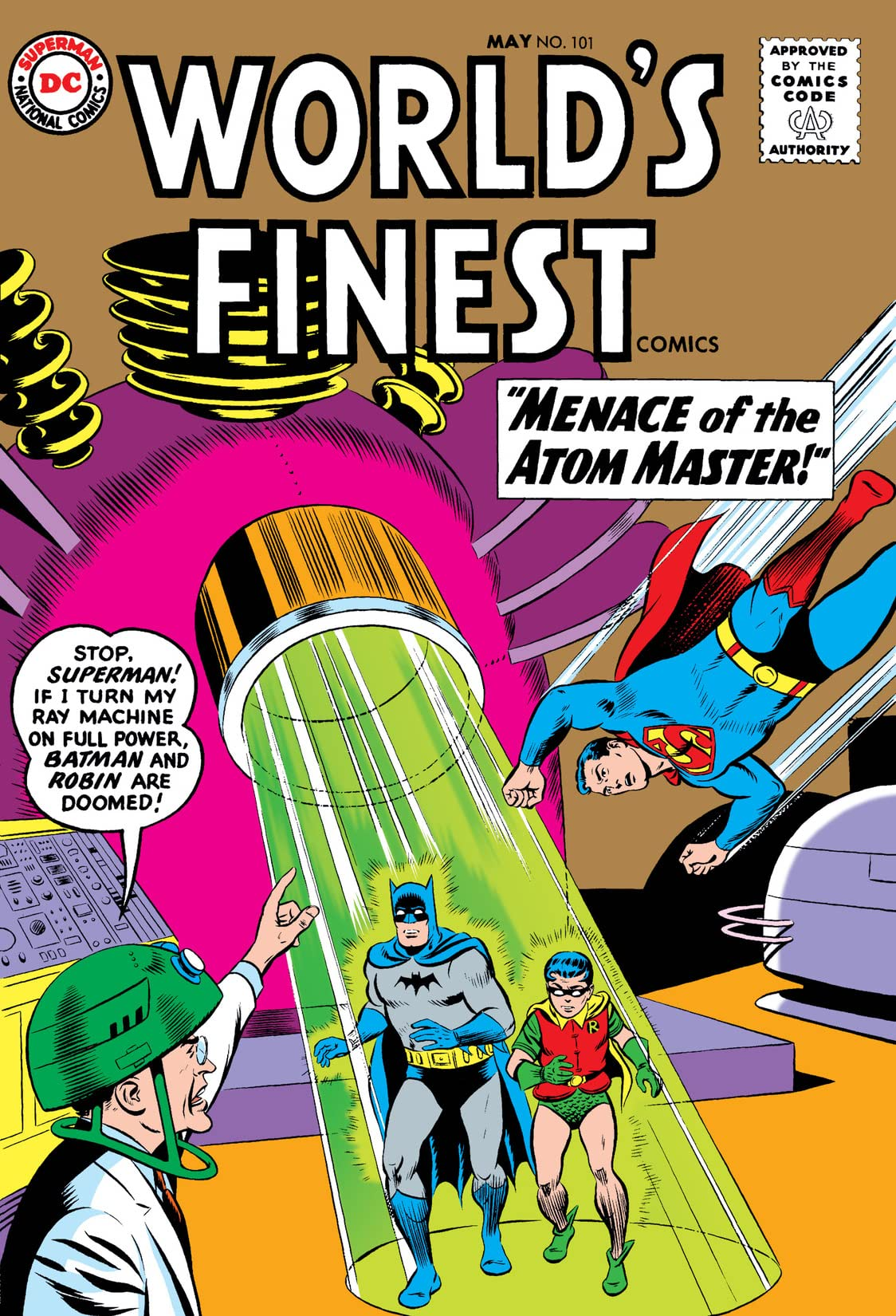 World's Finest Comics (1941-1986) #101