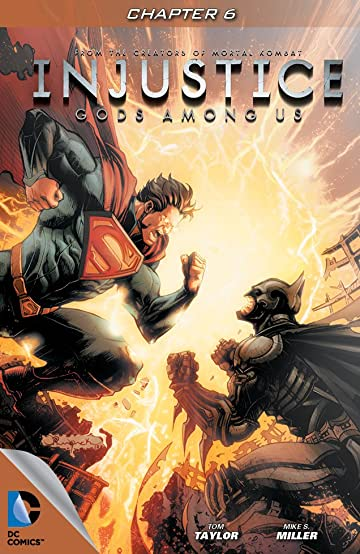 Injustice: Gods Among Us (2013) #6
