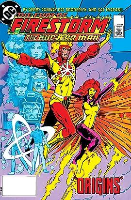 The Fury of Firestorm (1982-1990) #22