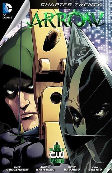 Arrow (2012-2013) #20