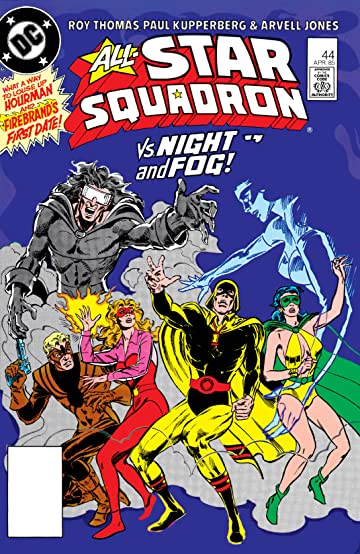 All-Star Squadron (1981-1987) #44