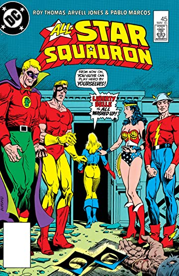 All-Star Squadron (1981-1987) #45
