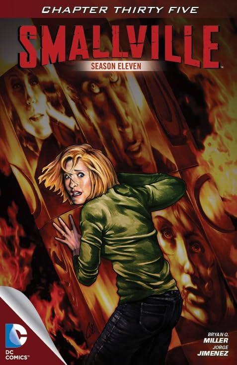 Smallville: Season 11 #35