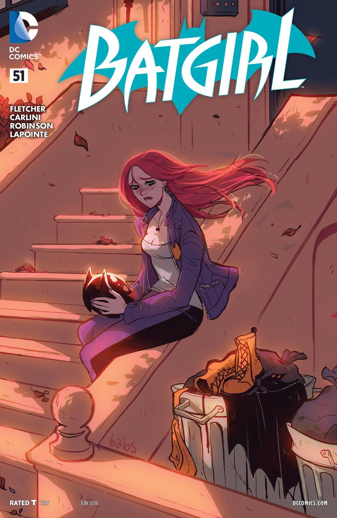 Batgirl (2011-2016) #51