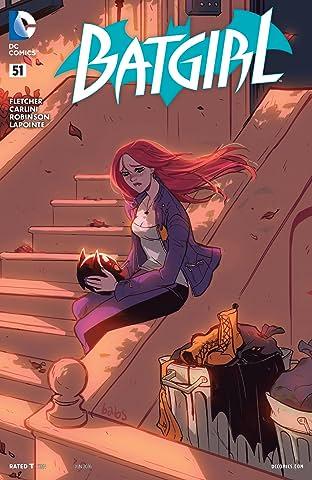 Batgirl (2011-) #51