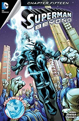 Superman Beyond (2012-2013) #15