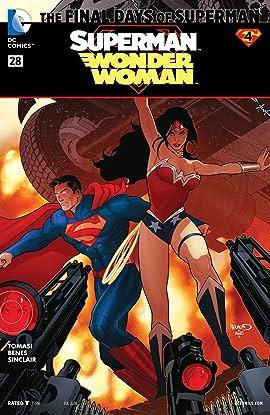 Superman/Wonder Woman (2013-2016) #28