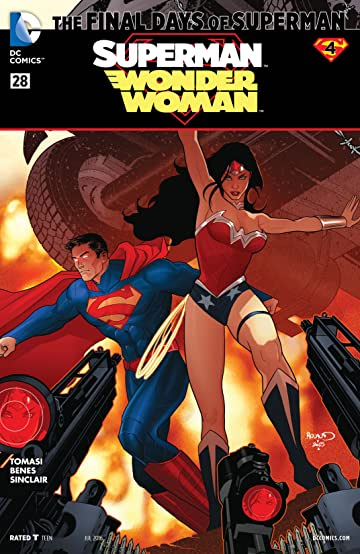 Superman/Wonder Woman (2013-2016) #28