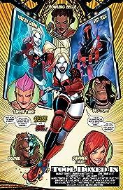 Harley Quinn (2013-2016) #27