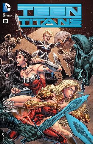 Teen Titans (2014-) #19