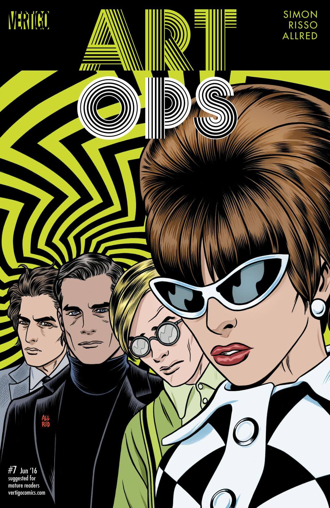 Art Ops (2015-2016) #7