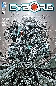 Cyborg (2015-2016) #10