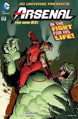 DC Universe Presents (2011-2013) No.17