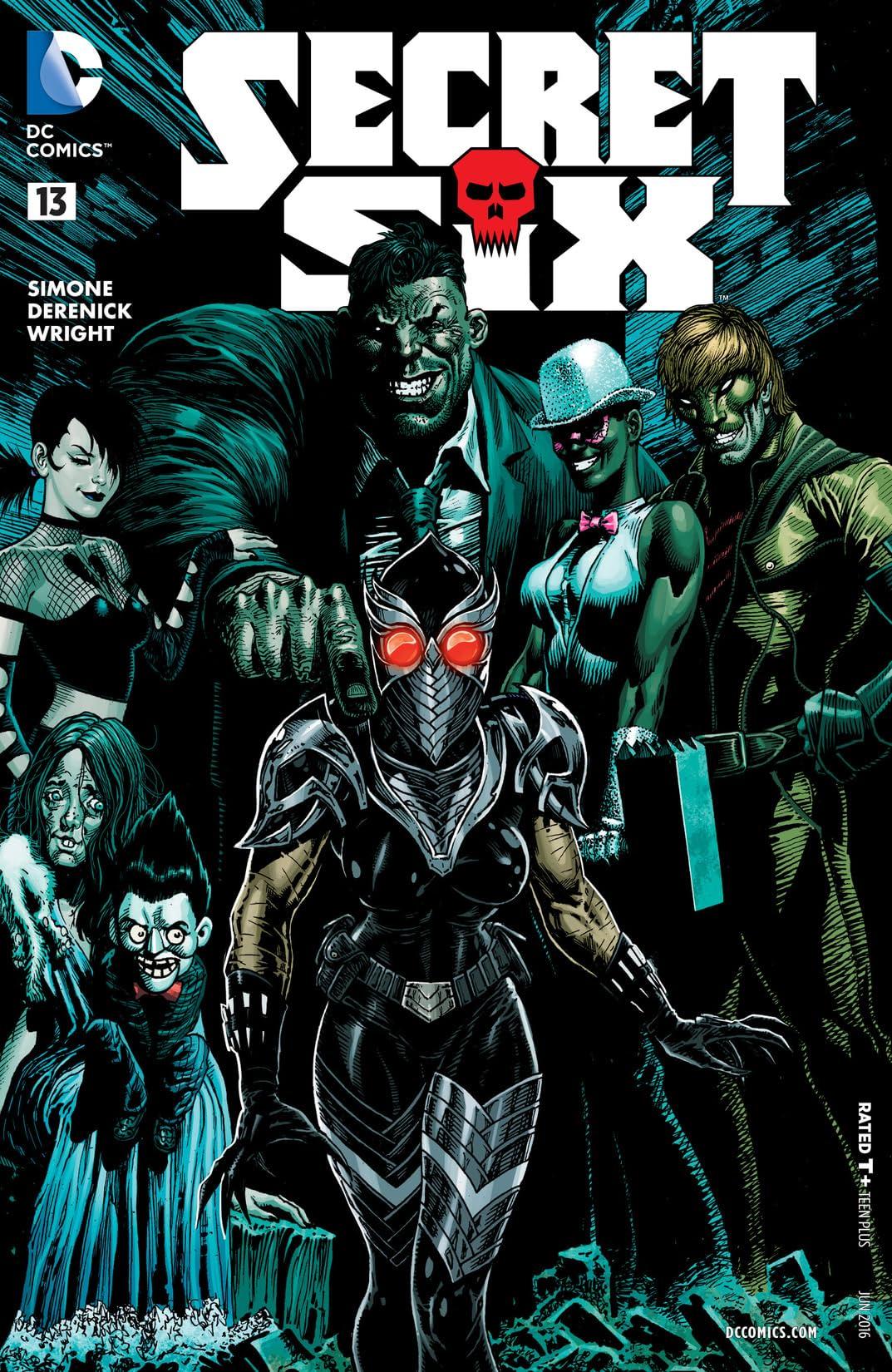 Secret Six (2014-2016) #13