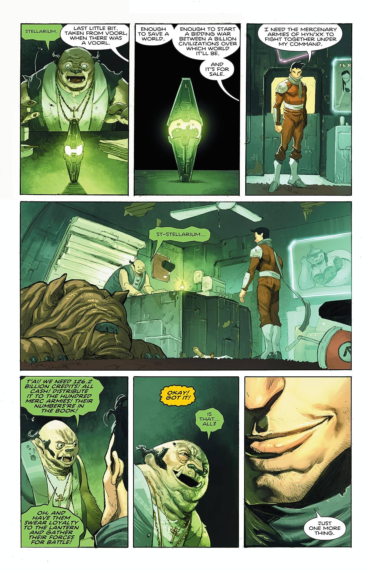 The Omega Men (2015-2016) #11