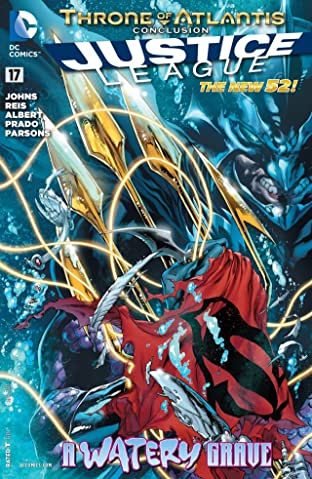 Justice League (2011-2016) No.17