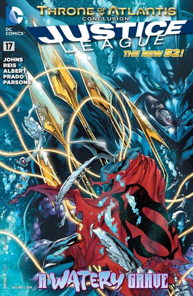 Justice League (2011-) #17