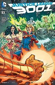 Justice League 3001 (2015-2016) #11