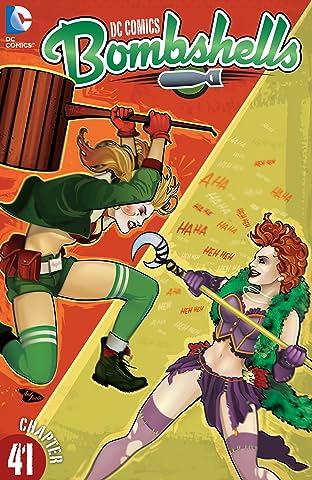 DC Comics: Bombshells (2015-) #41