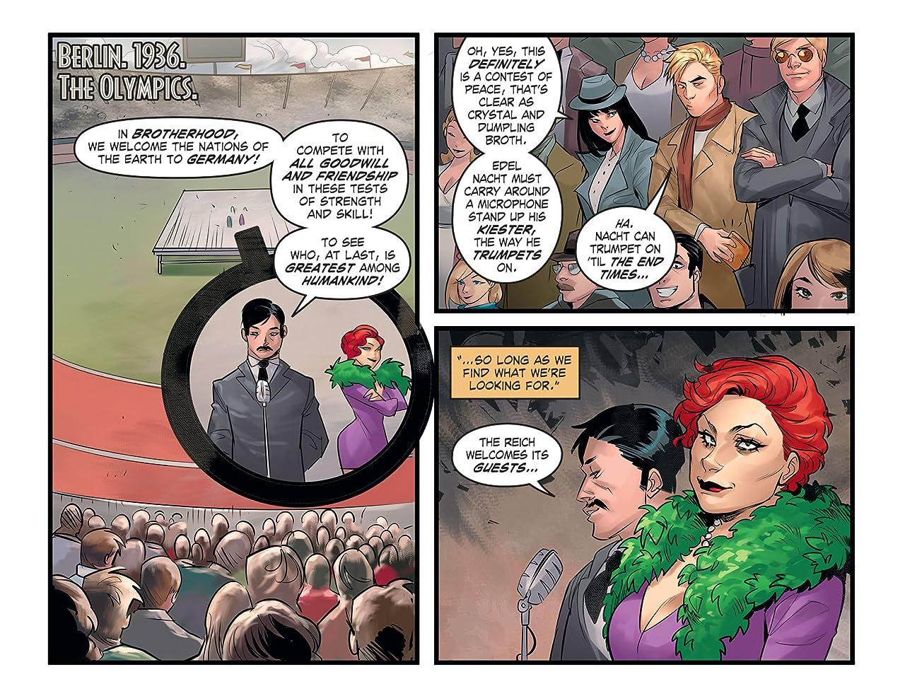 DC Comics: Bombshells (2015-2017) #41