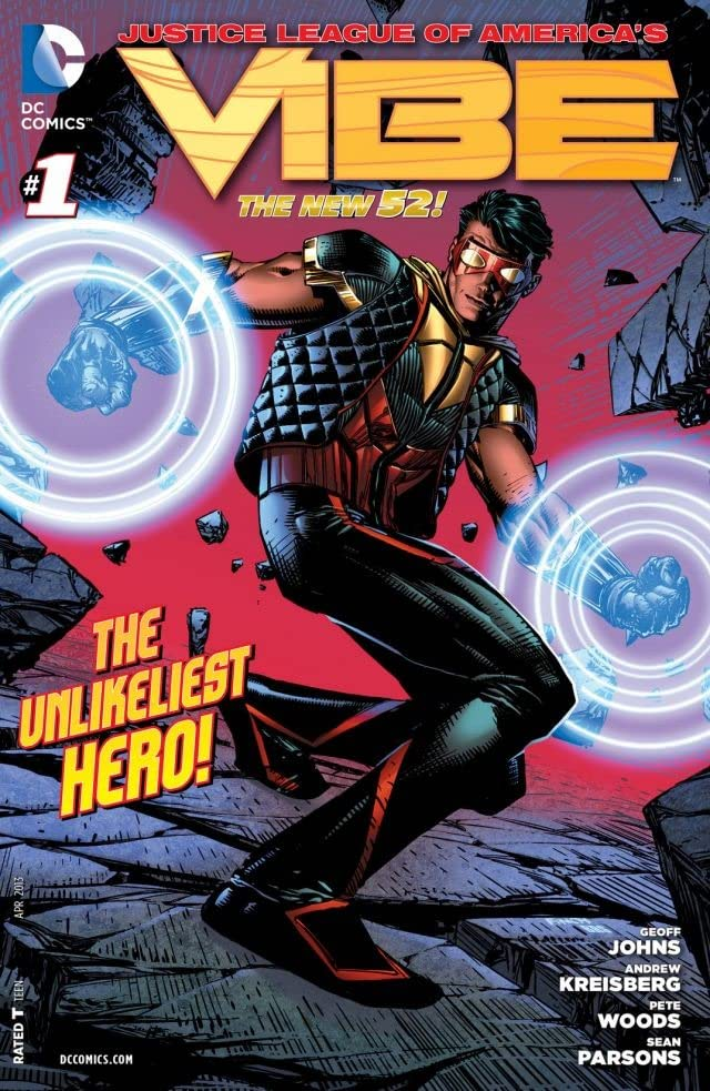Justice League of America's Vibe (2013) #1
