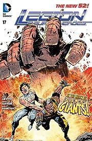 Legion of Super-Heroes (2011-2013) #17