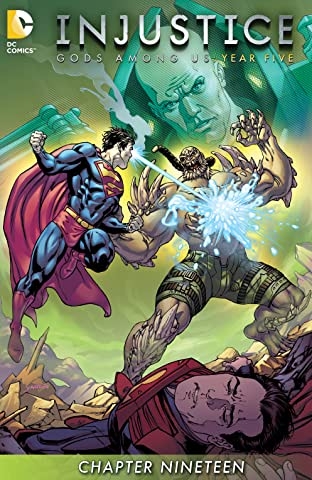 Injustice: Gods Among Us: Year Five (2015-) #19