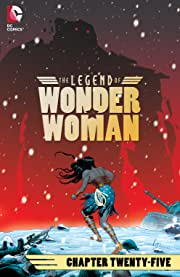 The Legend of Wonder Woman (2015-2016) #25