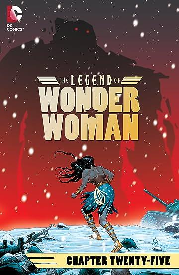 The Legend of Wonder Woman (2015-2016) #25