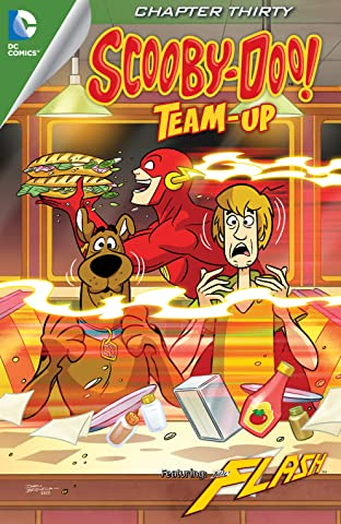 Scooby-Doo Team-Up (2013-) #30