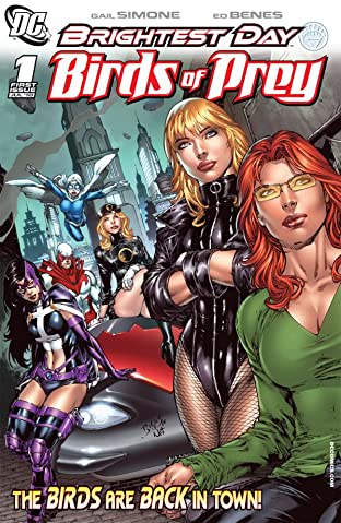 Birds of Prey (2010-2011) No.1