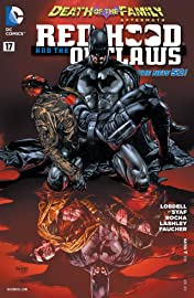 Red Hood and the Outlaws (2011-2015) #17