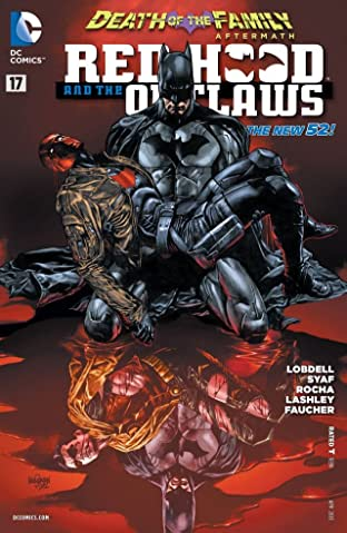 Red Hood and the Outlaws (2011-2015) No.17