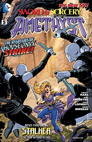 Sword of Sorcery (2012-2013) #5