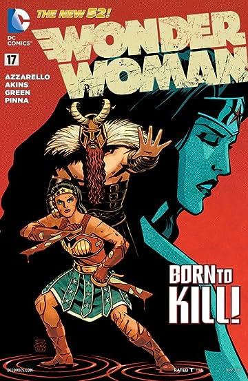 Wonder Woman (2011-2016) #17