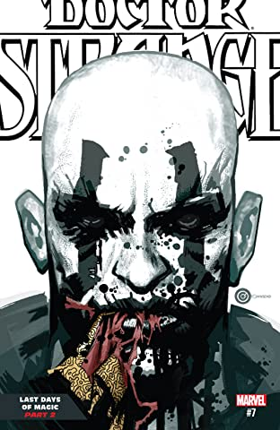 Doctor Strange (2015-) #7