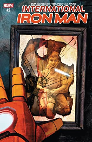 International Iron Man (2016) #2