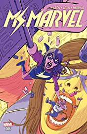 Ms. Marvel (2015-) #6