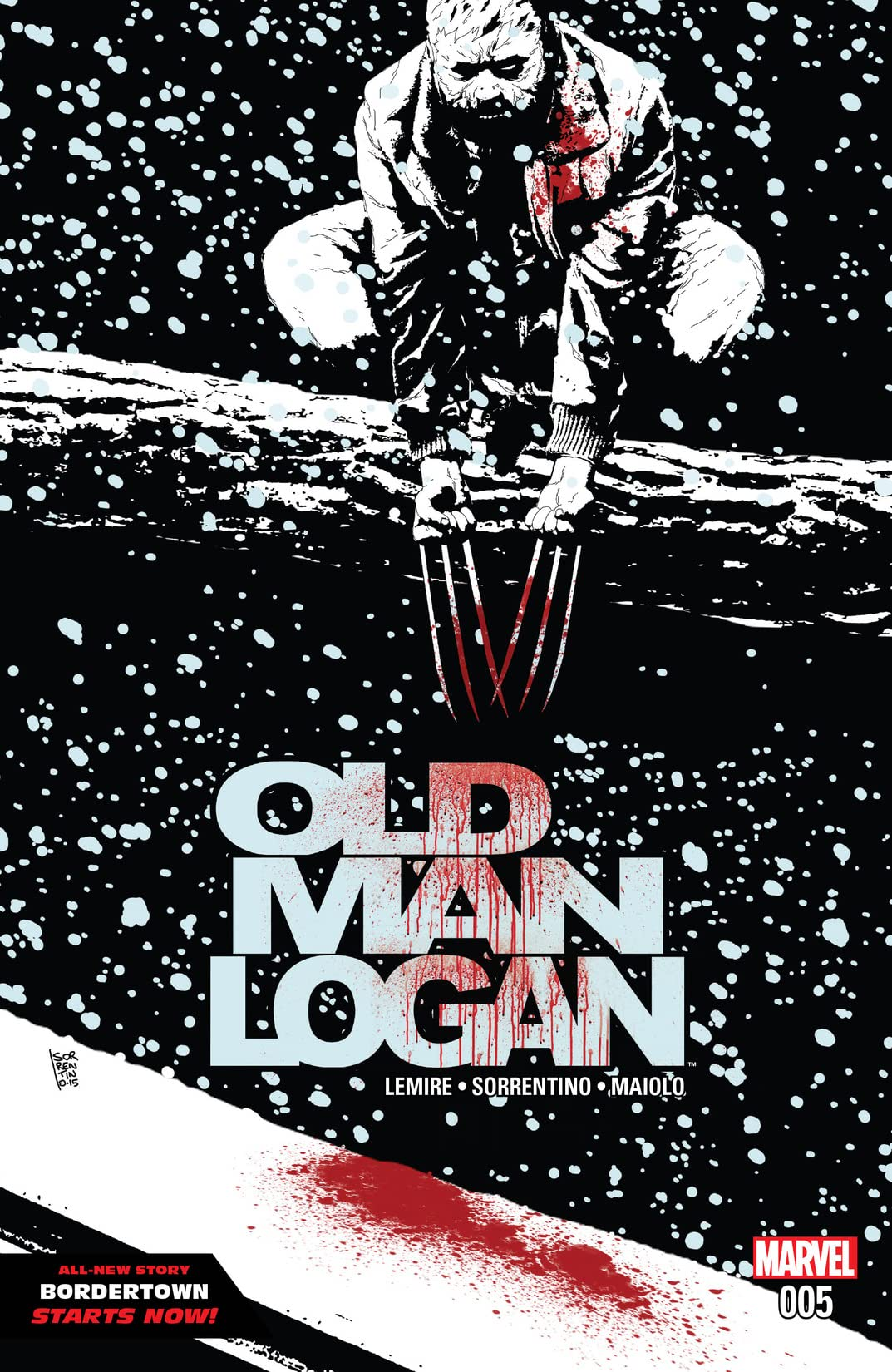 Old Man Logan (2016-) #5
