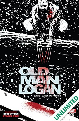 Old Man Logan (2016-2018) #5