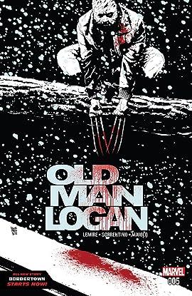 Old Man Logan (2016-2018) #5