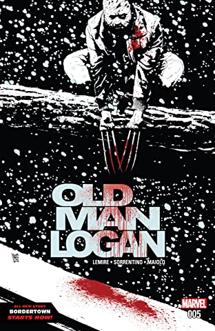 Old Man Logan (2016-2018) No.5