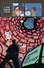 Dirk Gently's Holistic Detective Agency: A Spoon Too Short #3 (of 5)