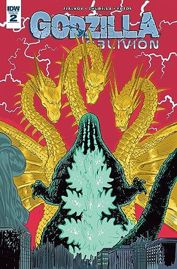 Godzilla: Oblivion #2 (of 5)