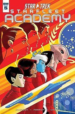 Star Trek: Starfleet Academy No.5 (sur 5)