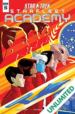 Star Trek: Starfleet Academy #5 (of 5)