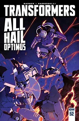 Transformers (2011-) #52