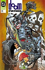 Doom Patrol (1987-1995) #35