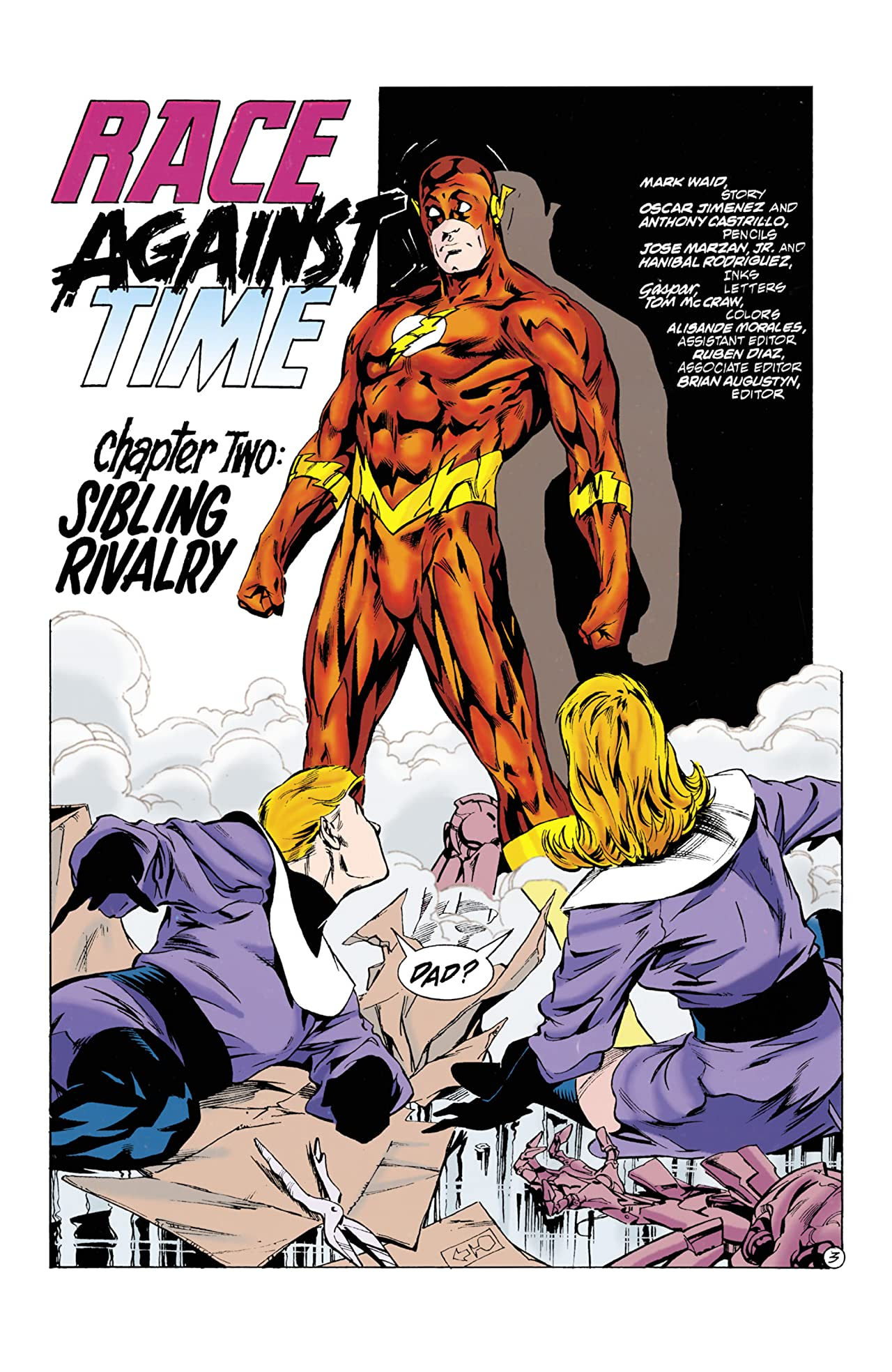 The Flash (1987-2009) #114