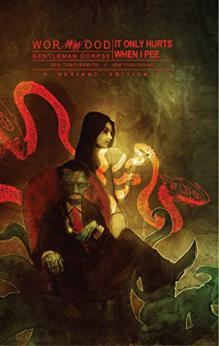 Wormwood: Gentleman Corpse Vol. 2